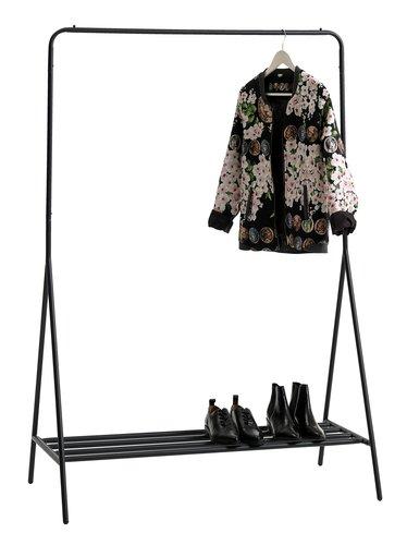 Stalak za odjeću LYNGDAL crna