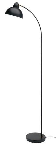 Lampa podłogowa HUGO W154cm czarny
