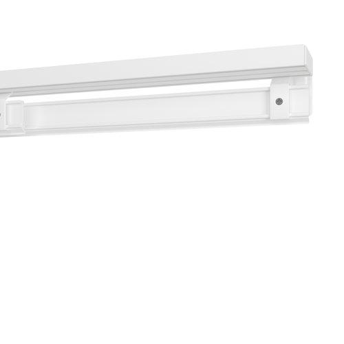 Klizač za panel zav. 3k. LOSNA 168 bela