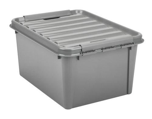 Förvaringsbox SMARTSTORE 31 m/lock återv