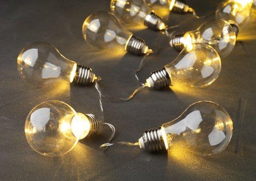 Grinalda luzes FILIP 165cm c/10LED