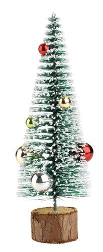 Christmas tree FREKI H21cm w/deco
