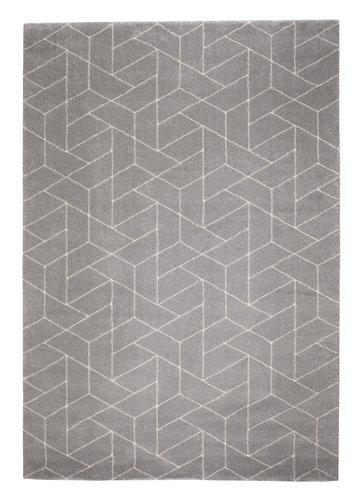 Matta CIKORIE 160x230 grå
