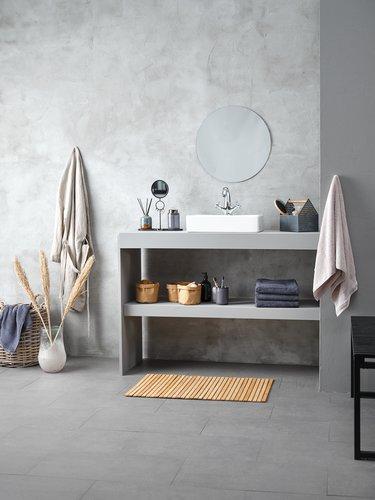 Πετσέτα μπάνιου NORA άμμου