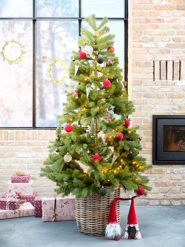 Χριστ. δέντρο NIDUD Υ180cm πράσινο