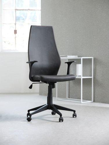 Kancelarijska stolica LYSEKIL siva