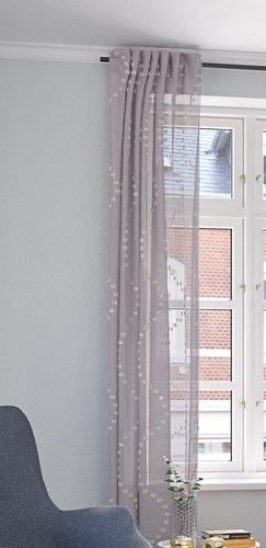 Zavjesa GOSSA 1x140x300 ljubičasta