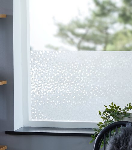 Window film FOSSEN 45x200 stone