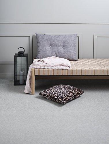 Ryggkudde HUMLE 50x70 grå