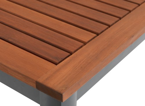 YTTRUP Μ150 ξύλο+4 MADERNE γκρι