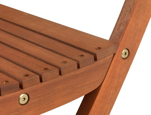 Сгъваем стол VEN твърда дървесина
