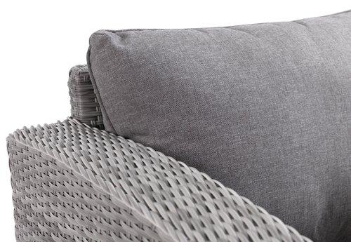 Комплект меблів FJELLERUP 5м сірий