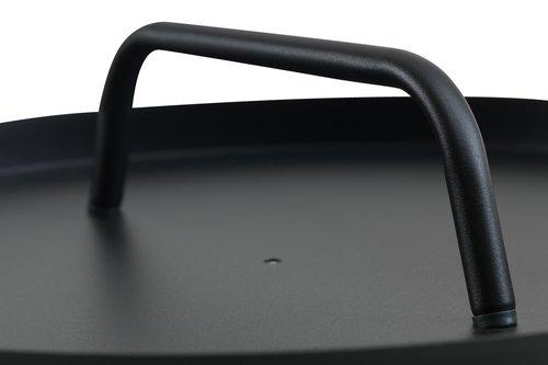 Mesa de apoio IDRE Ø45xA52 preto