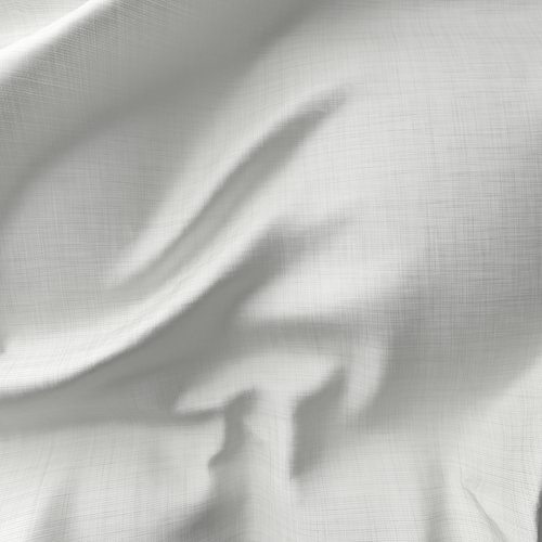 Gordijn ORUST 1x140x300 wit