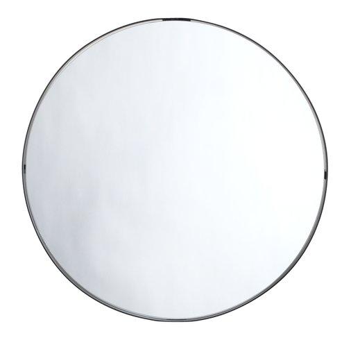 Miroir MARSTAL Ø50 noir