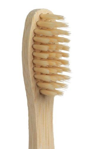 Зубна щітка VIDJA 19см бамбук