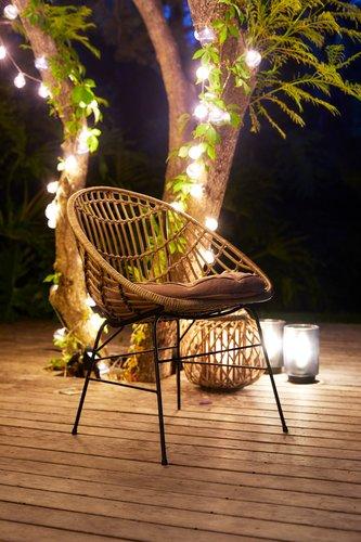 Lounge stolica GJERLEV natur
