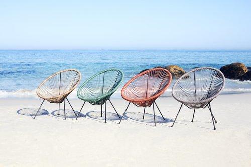 Krzesło wypoczynkowe UBBERUP mix