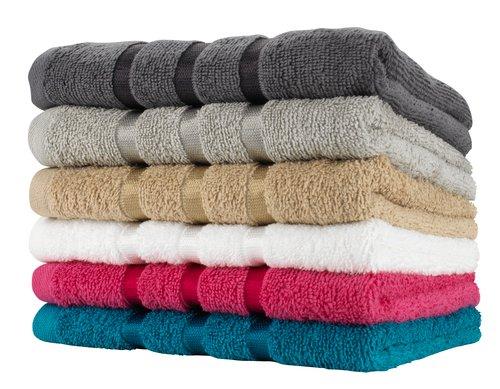 Ręcznik YSBY 50x90cm biały