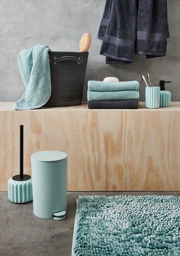 Badehåndklæde KARLSTAD grå KRONBORG