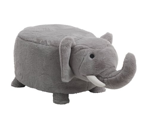 Barnpall ULBJERG elefant