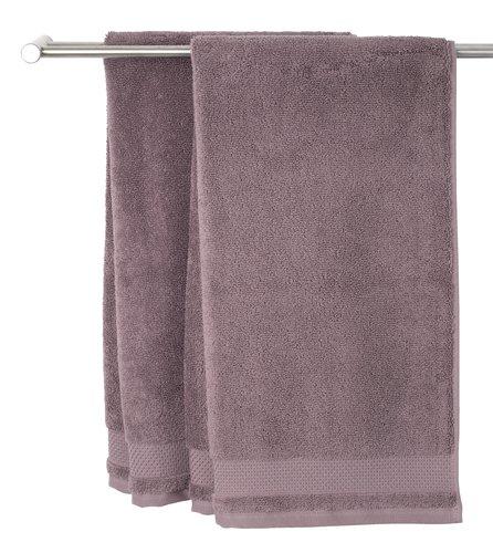 Ręcznik NORA 70x140 fioletowy