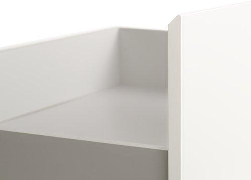 Rama łóżka TRANBJERG 90/180x200 biały