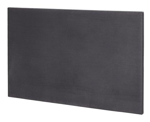 Tête de lit 150x115 H10 UNI Gris-34