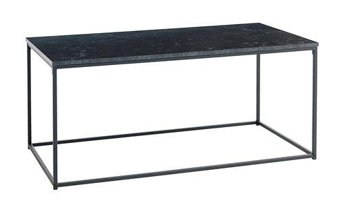 Τραπέζι μέσης TROSTERUD 50x100 μάρμαρο