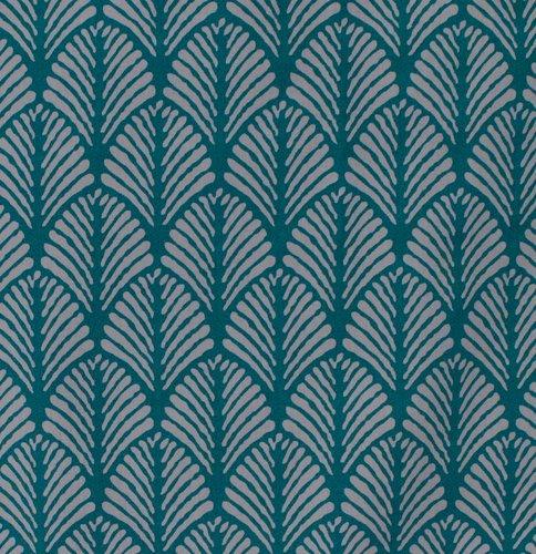 Пост. белье HANNE 2СП серый/зеленый