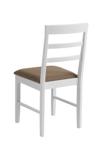 Blagovaonska stolica FARSTRUP bijela