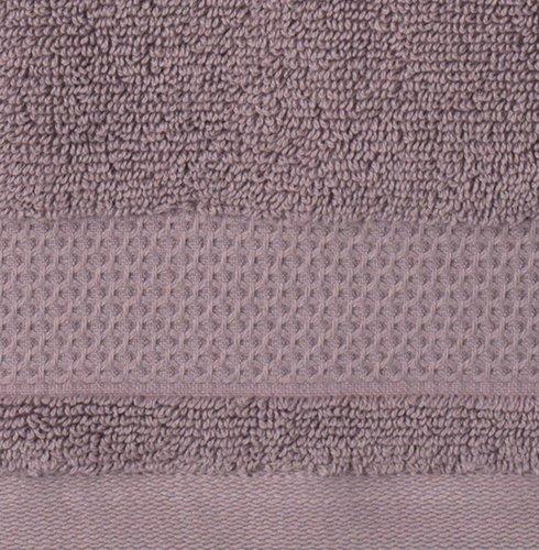 Badehåndklæde NORA 70x140 lilla