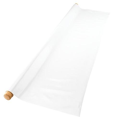 Voksduk HVITLYNG 140cm hvit