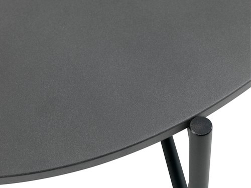Puutarhapöytä RADSTED L70xP100 t.harmaa