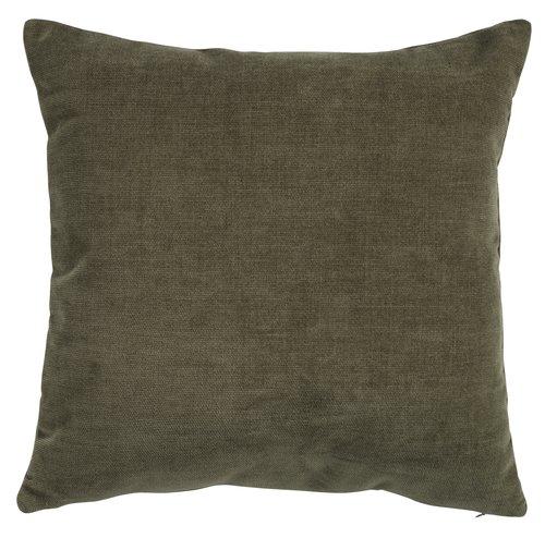 Подушка HORNFIOL 45x45 см зеленый