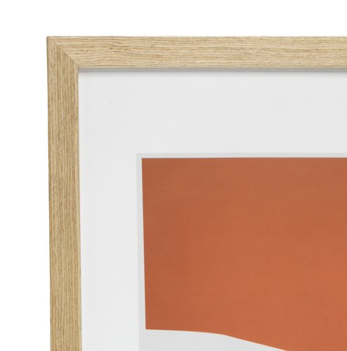Picture frame TORD 50x70cm wood