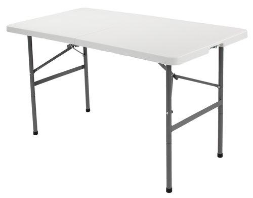 Klaffbord HOLMEN B60xL121 vit