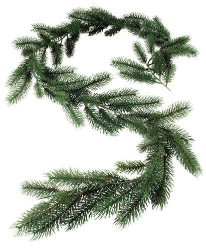 Гирлянда EMBLA 180 см зеленый