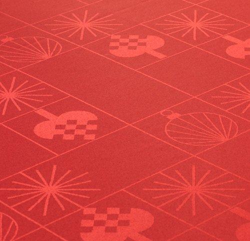 Obrus GULDSTEN 140x240 czerwony
