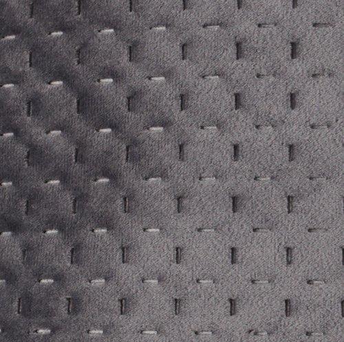 Prydnadskudde HIBISCUS 45x45 grå