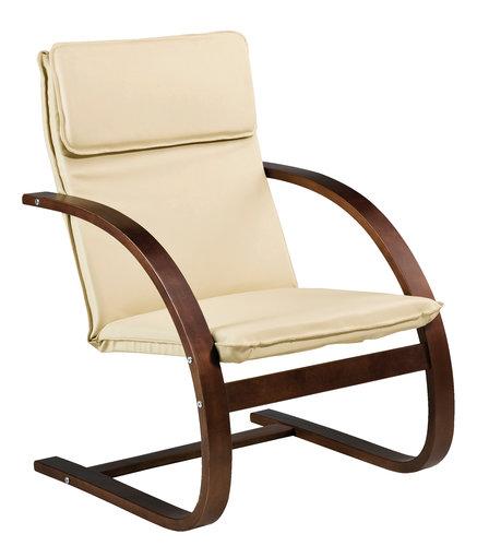 Fotelja TUNE krem
