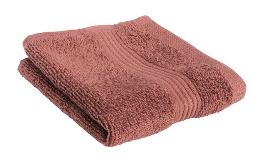 Asciugamano viso KARLSTAD 30x28 prugna