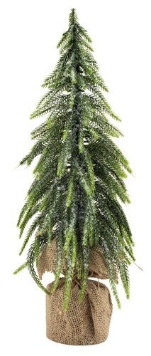Artificial tree FREKE H45cm green