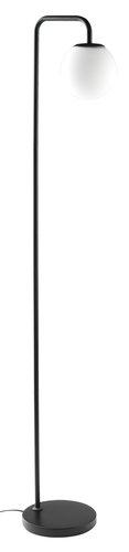 Stehleuchte ADRIAN H145cm schwarz