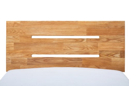 Estructura cama OLSKER 90x190 roble