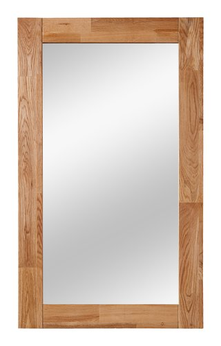 Specchio RAVNDAL 100x60 Rovere