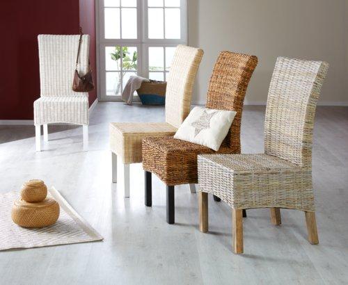 Cadeira jantar RIO natural