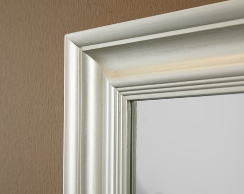 Spiegel SKOTTERUP 78x180 silber