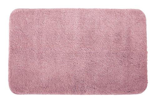 Tapete banho UNI DE LUXE 50x80 rosa