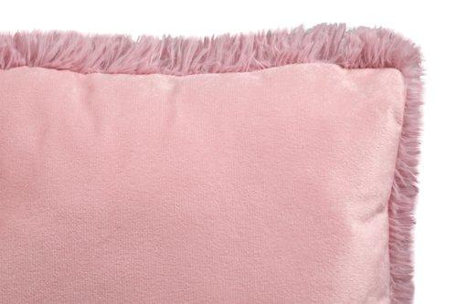 Zierkissen SUPERFLAUSCH 50x50 rosa